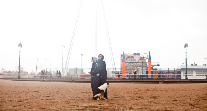 Six years after Sandy, a rising tide of development puts Coney Island at risk